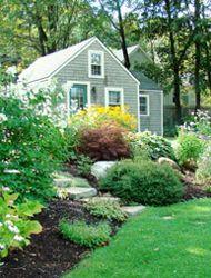 Camden Maine Garden Club's House and Garden Tour