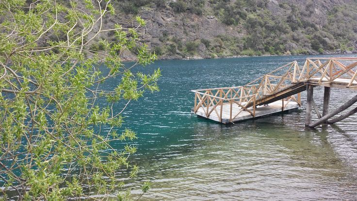 Caleta Tortel, sur de Chile