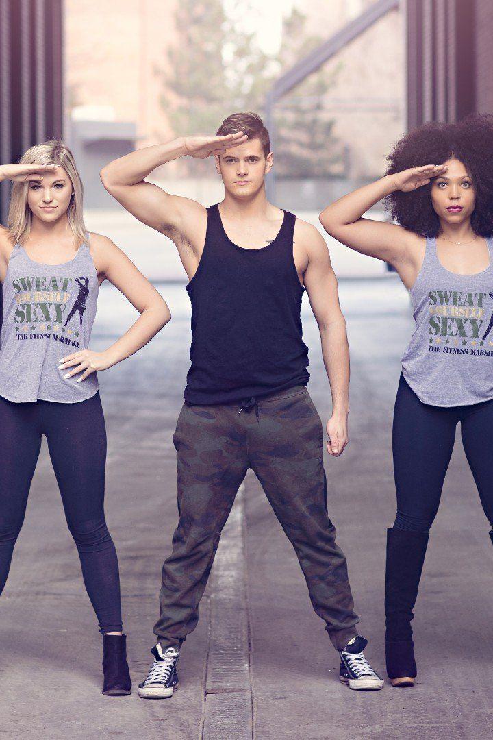 Justin timberlake sexy back coreografia evangelica