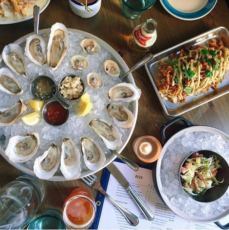 Oyster Bar Folly Beach Sc