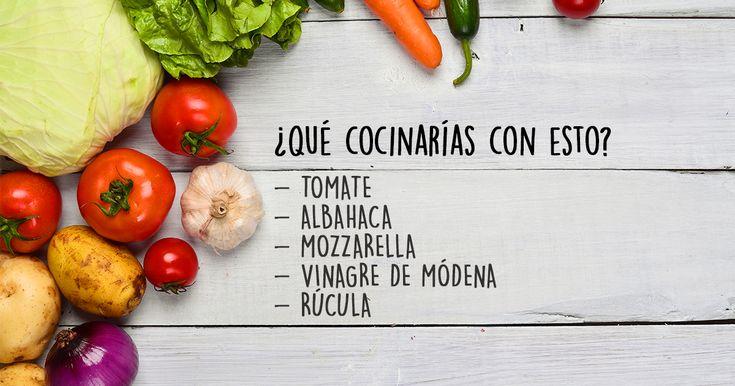 Si tienes en tu casa obleas tomate albahaca mozzarella for Dado arredamenti modena