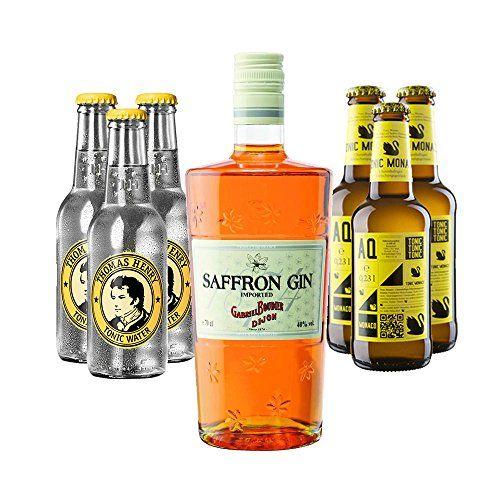 Saffron Gin Boudier Bei diesem handgemachten, fein destillierten Gin aus Frankreich bringt einen schon die Farbe zum Staunen. Ein tiefes Gelborange erwartet man nicht von einem Getreidedestillat mit 40% Vol. Verantwortlich für die Färbung ist eine für Gin ungewöhnliche Zutat eine Krokusart mit dem genussverheißenden Namen Safran. Safran wird als das teuerste Gewürz der Welt gehandelt kein Wunder, sind für die Gewinnung von 1kg reinem Safran ca. 400.000 Arbeitsstunden nötig. Safran wird vor…