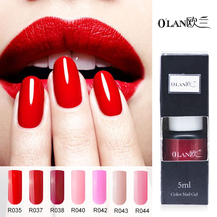 Olan 1 pieces/lot long lasting one step gel varnishes vernis semi permanent esmalte para unha nail glue 3 in 1 Gel nail polish
