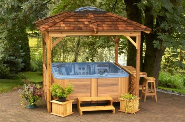 1000 Images About Gazebo On Pinterest Gardens Deck