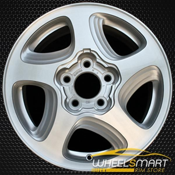 16 Chevy Monte Carlo Oem Wheel 2000 2005 Machined Alloy Stock Rim 5085 Oem Wheels Wheels For Sale Chevy Monte Carlo
