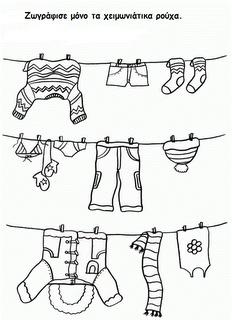 Afbeeldingen winterkleding