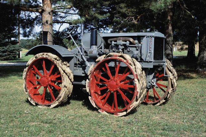 Antique Two Wheel Tractor : Google image result for http agriculture uploads