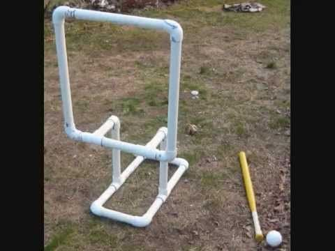 For better stability, put sand in the base pvc piping. The cost of making this…
