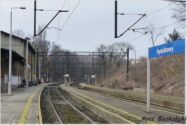 szlaki i bezdroża: Rydułtowy - kolejowy cud architektury