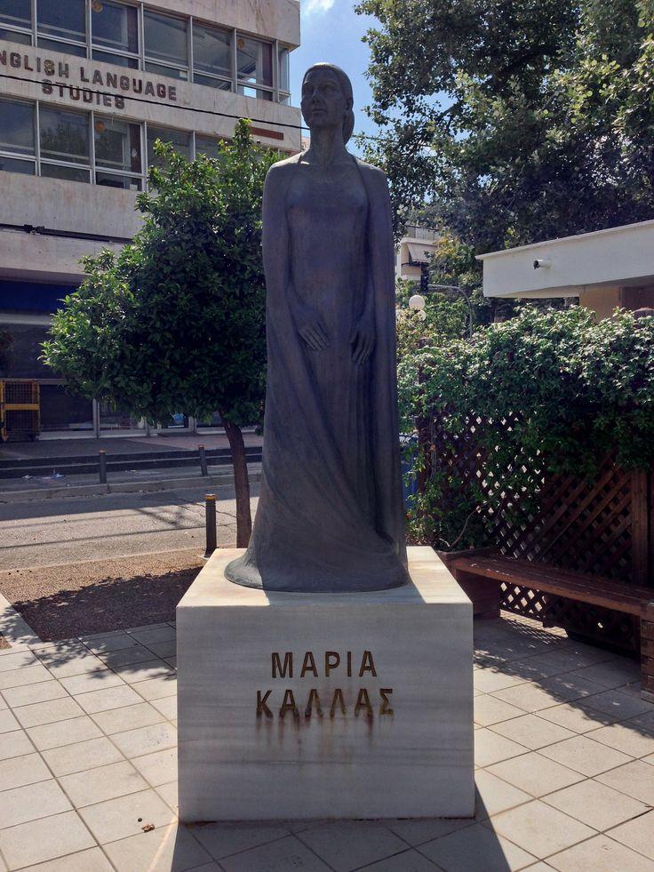 MARIA (singer monument) Портрет