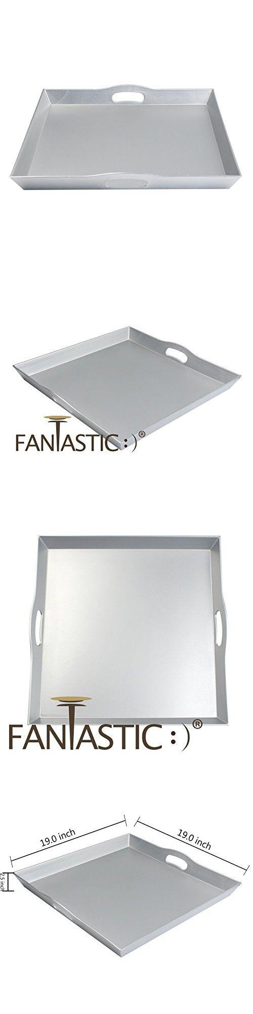 Black Decorative Tray Alluring 428 Best Decorative Trays Images On Pinterest  Decorative Trays Design Decoration