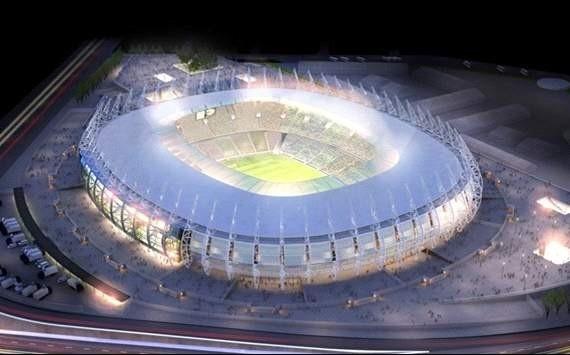 Brasile 2014: Estadio Castelao
