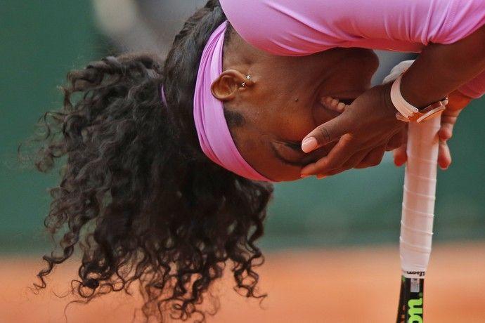 tênis Serena Williams Roland Garros (Foto: AP)