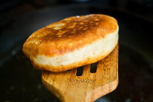 Buttermilk (kefir) pancakes