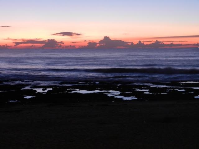 Dusk @ Praia da Granja - V.N.Gaia - Portugal