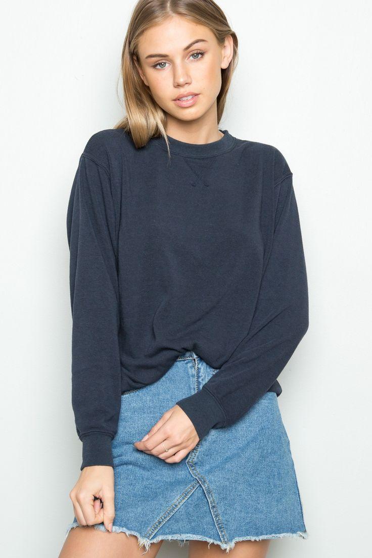 Brandy ♥ Melville | Gracen Sweatshirt - Clothing