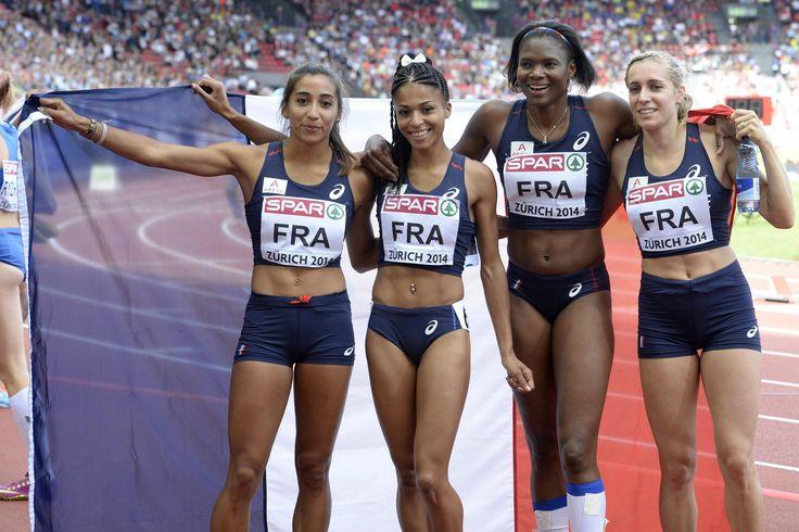 Agnès Raharolahy, athlète nantaise, en piste pour les JO 2016 ! #athlétisme