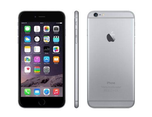 Apple Iphone 6 plus 16GB Space Gray gyártói Apple Store garanciás mobiltelefon