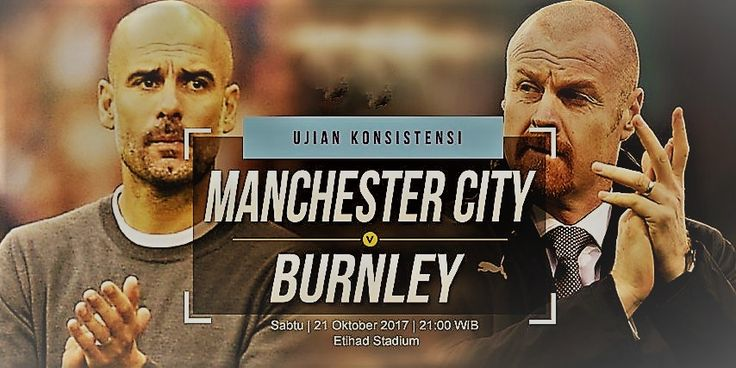 Prediksi Manchester City vs Burnley Liga Inggris