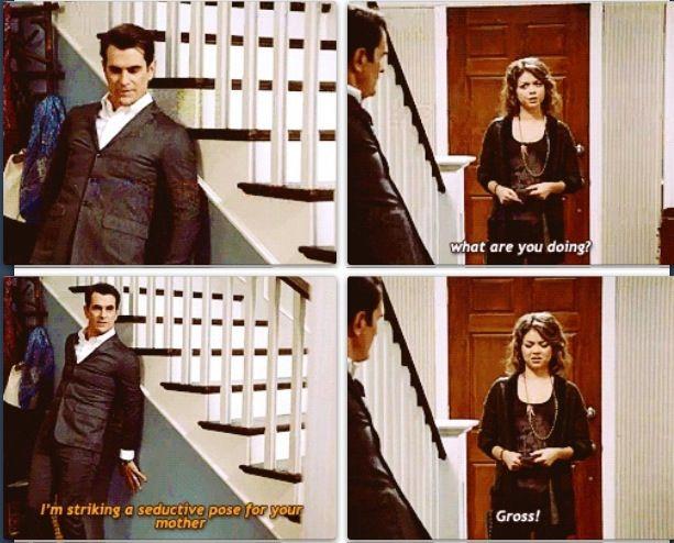 Modern Family... Good episode