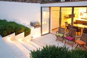 Small Modern Garden inKensington, London - Patio - London - The Garden Builders