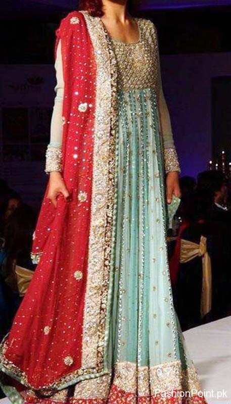 Latest Pakistani Bridal Dresses  http://fashionpoint.pk/latest-pakistani-bridal-dresses.html