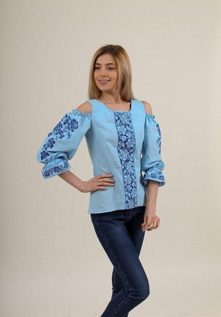 498cf464167c04 Красивая женская вышиванка Аура цветов | Український стиль | Моделі, Краса
