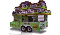 Used Food Trucks For Sale - Mobile Kitchens