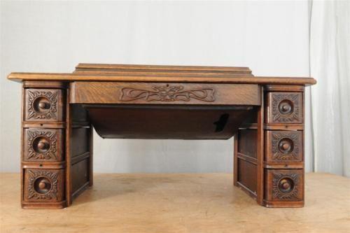 Antiguo Elegante De Pedal de la máquina de coser Singer cajones y conjunto de madera superior | Antiguos, Costura (antes de 1930), Máquinas de coser | eBay!