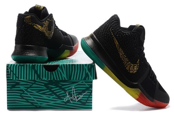 buy online b45eb 897ad Original Nike Kyrie 3 Rise and Shine Sale - Buyairjordanshoes