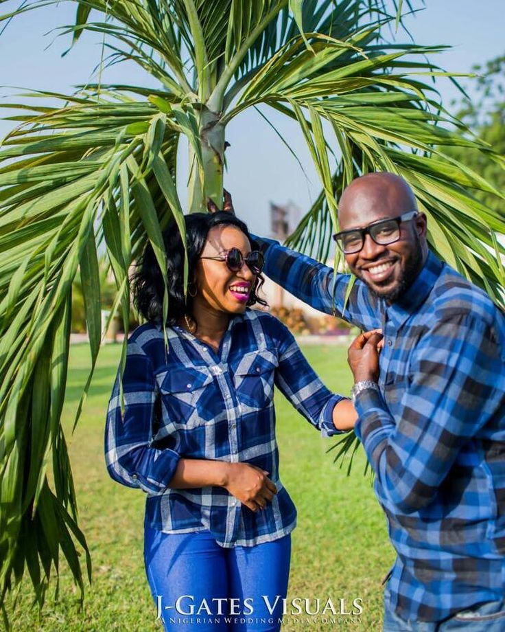 Love so Happy!!  August can't come fast enough! Bukky and Tolu are tying the knot!  Make up  @beautybyyvon  @jgatesvisuals  Event by @maitre_d_events  #TheJayeobas2017 #PreWedding #Esession #Engagement #WeddingPlanner #EventPlanner #EventManager #MaitreDCouple