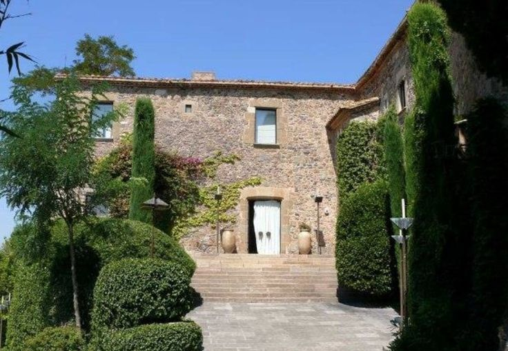 Always wanted to live in a castle? Here is your chance! 12th Century castle in Foixá, Girona, Spain.