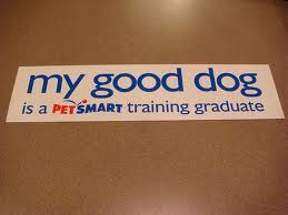 Petsmart dog obedience training