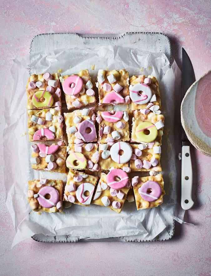 Party Ring Rocky Road