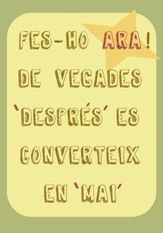 frases en catala - Cerca amb Google