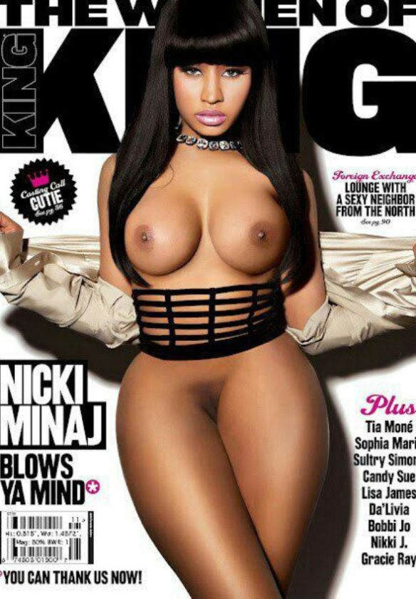 Nicki Minaj Naked Photo Leak