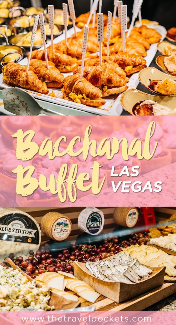 Anytime someone mentions Las Vegas, I instantly think of Bacchanal Buffet and I start rambling about how amazing this buffet is. I'm not a huge buffet person, but this place is special.