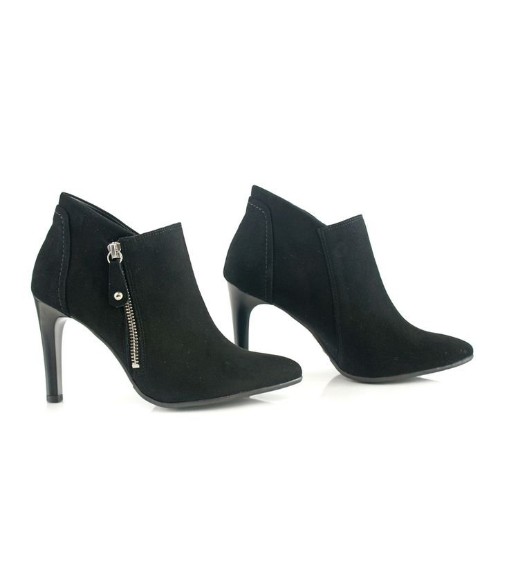 FashionSupreme - Ghete Tosia în negru cu design elegant - Încălţăminte - Ghete - Bosccolo - standard ridicat pentru Ea. Haine şi accesorii de marcă. Haine de designer.