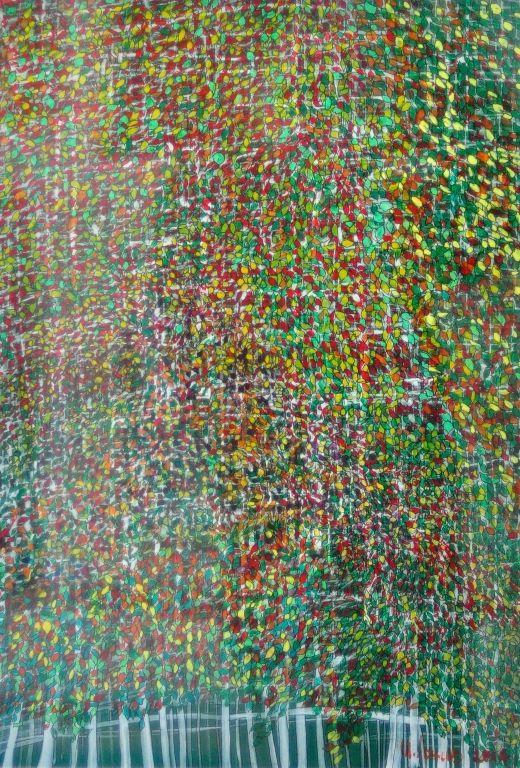 Pădurea – Maria Iosub – 1167 lei   EliteArtGallery - galerie de artă