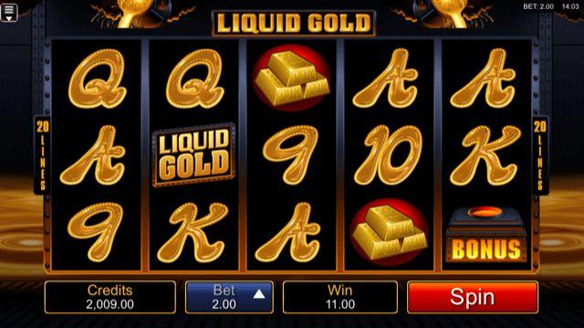 Liquid Gold Slot Review | Microgaming