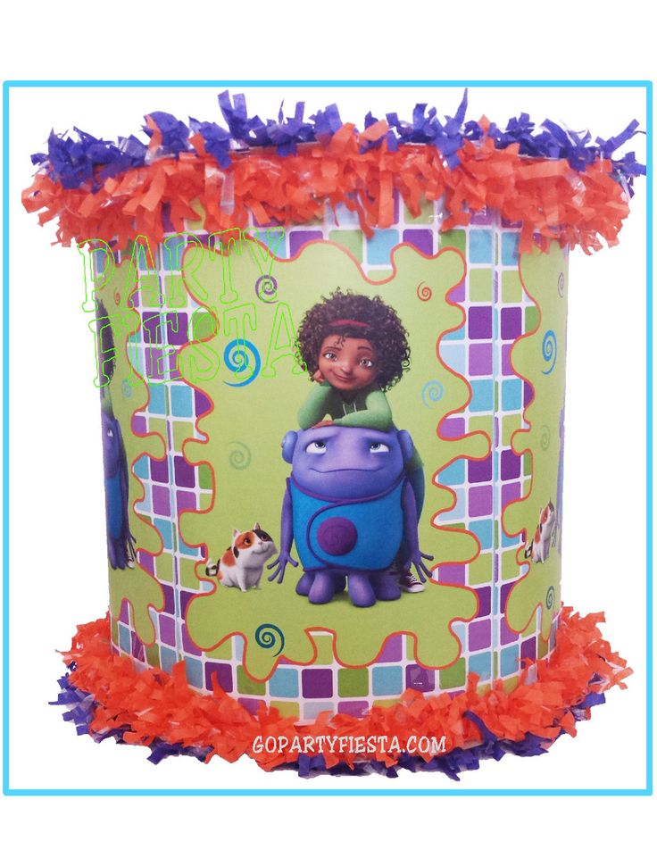 1000+ images about Dreamworks HOME Birthday party ideas on Pinterest