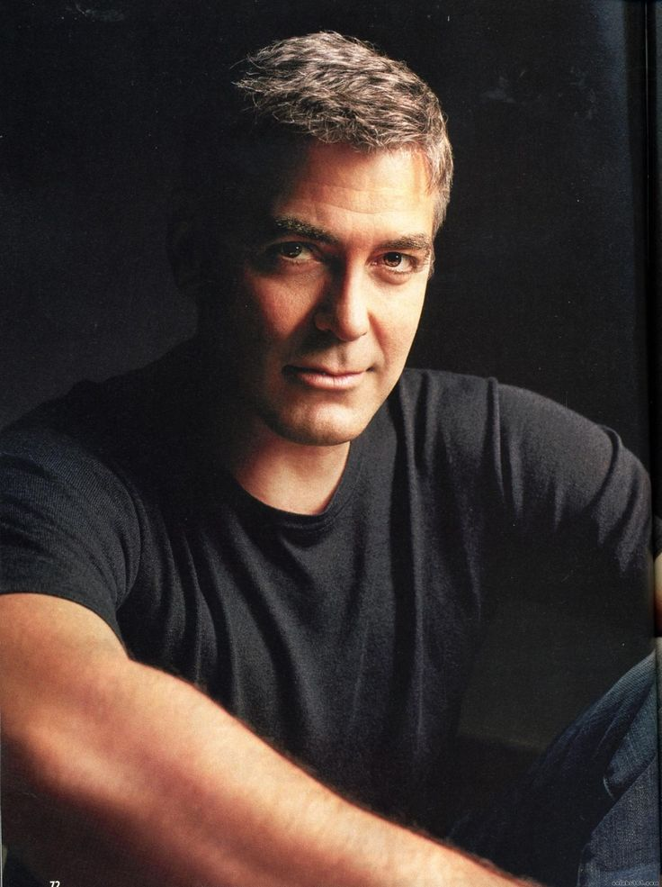 George Clooney - no words necessary