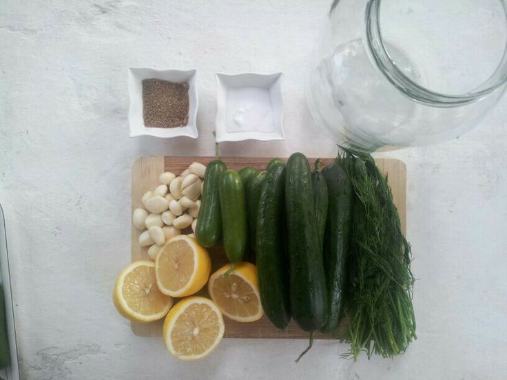 Pickles to be...