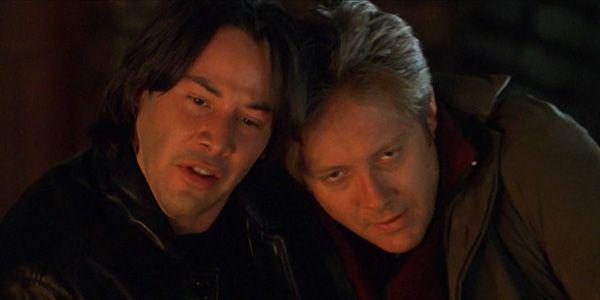 """""""The Watcher"""" starring James Spader, Keanu Reeves, Marisa Tomei"""