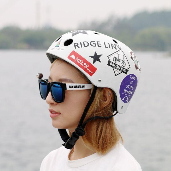 리뷰 클래식 어반 자전거헬멧 2020 자전거 헬멧 제품 스포츠