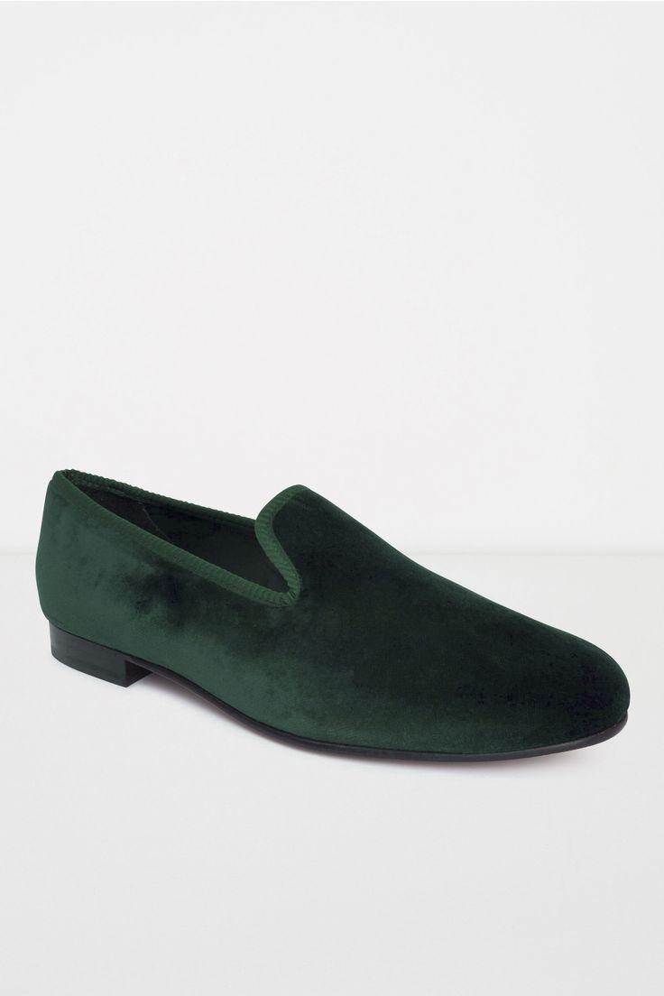 Velvet Slipper - Shoes - Accessories | Hackett