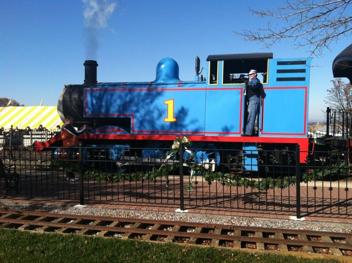 Strasburg Railroad in Ronks, PA