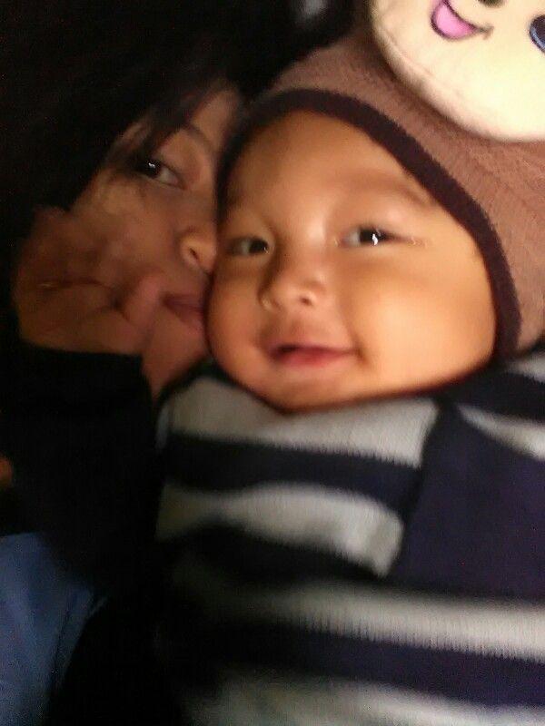 Baby smile . Elnieno jn