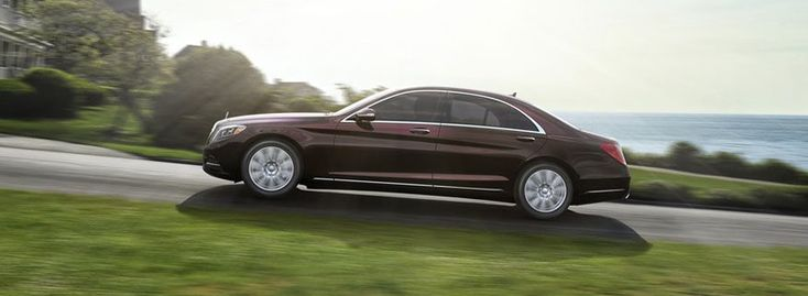 Why the Mercedes-Benz S550 is Always the Premier Large Luxury Sedan