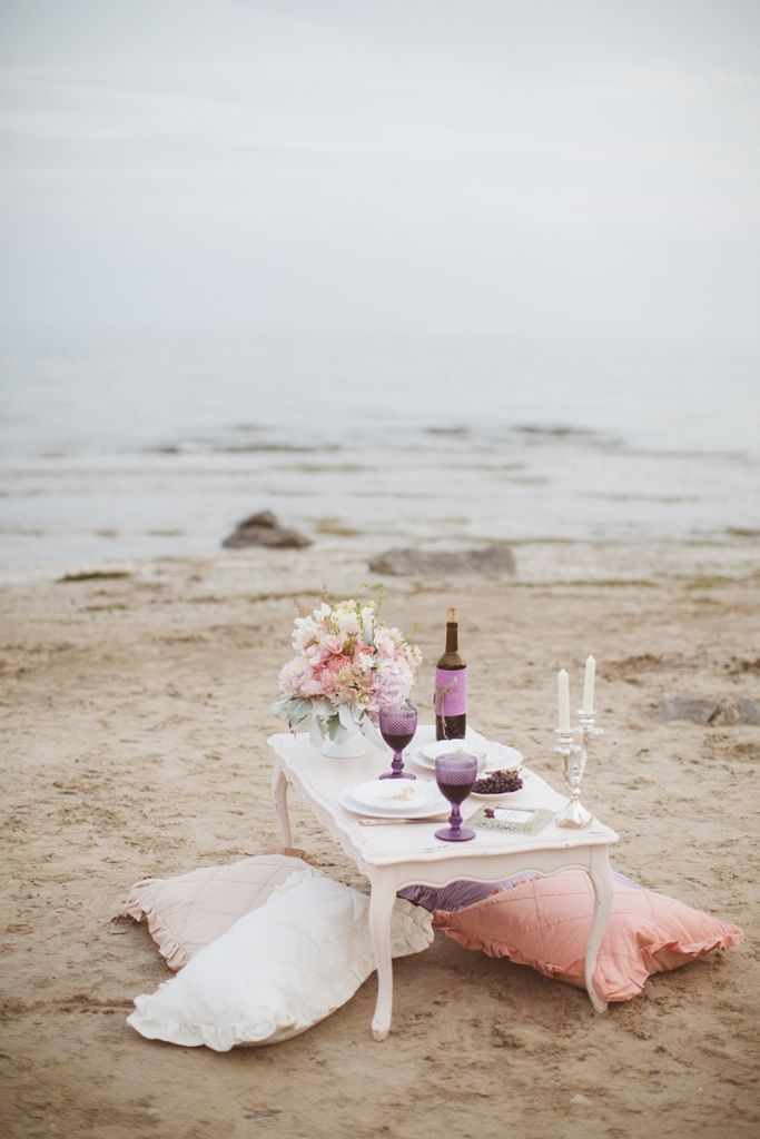 our lagoon has many private beaches....date night idea for ...
